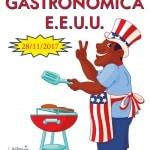 JORNADA GASTRONÓMICA : E.E.U.U.